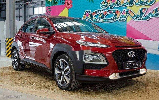 Bán xe Hyundai Kona năm 2019, giao ngay, trả góp, đủ màu0