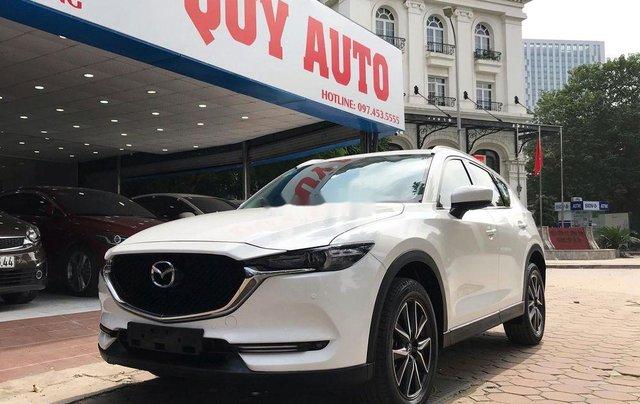 Bán xe Mazda CX 5 sản xuất 2018, màu trắng0