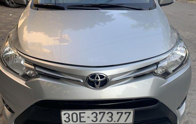 Toyota Vios MT cuối 20160
