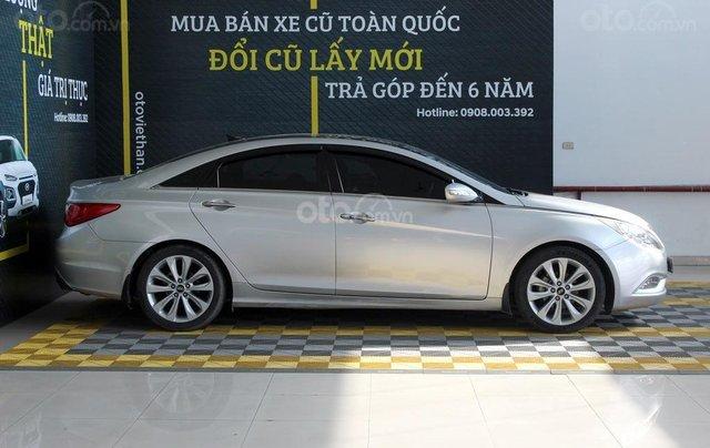 Bán xe Hyundai Sonata 2.0AT 2012, màu bạc, nhập khẩu nguyên chiếc3