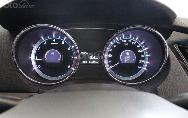 Bán xe Hyundai Sonata 2.0AT 2012, màu bạc, nhập khẩu nguyên chiếc9