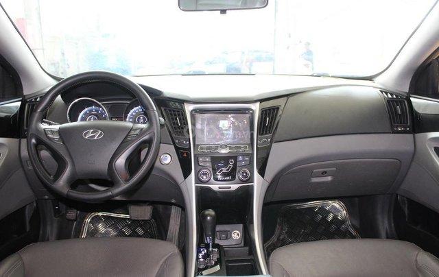 Bán xe Hyundai Sonata 2.0AT 2012, màu bạc, nhập khẩu nguyên chiếc5