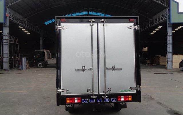 Xe tải Kenbo cánh dơi, bán hàng lưu động4