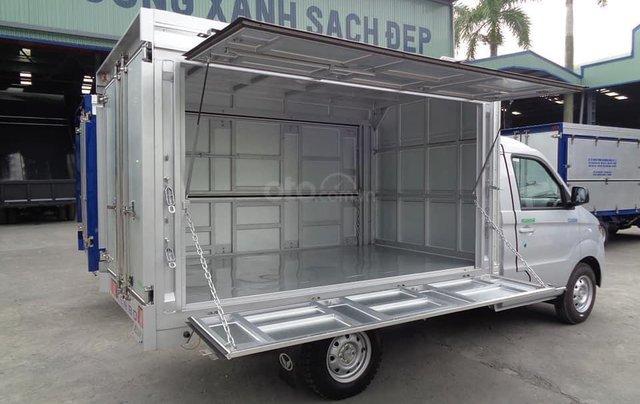 Xe tải Kenbo cánh dơi, bán hàng lưu động3
