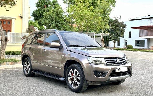 Bán Suzuki Grand Vitara 2.0.AT, nhập khẩu Nhật Bản, xe một chủ đẹp không lỗi1