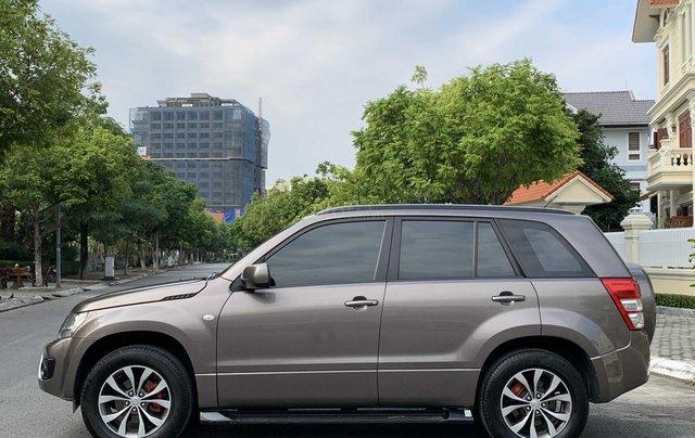 Bán Suzuki Grand Vitara 2.0.AT, nhập khẩu Nhật Bản, xe một chủ đẹp không lỗi2