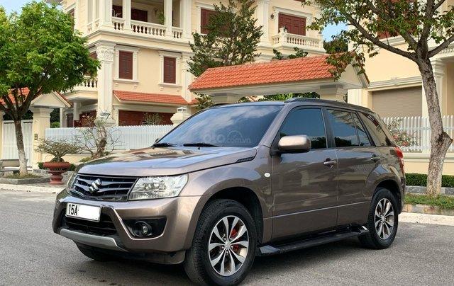 Bán Suzuki Grand Vitara 2.0.AT, nhập khẩu Nhật Bản, xe một chủ đẹp không lỗi3