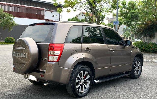 Bán Suzuki Grand Vitara 2.0.AT, nhập khẩu Nhật Bản, xe một chủ đẹp không lỗi5