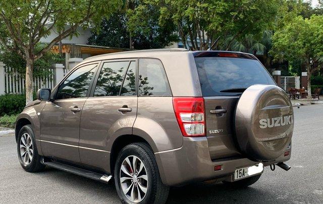 Bán Suzuki Grand Vitara 2.0.AT, nhập khẩu Nhật Bản, xe một chủ đẹp không lỗi7