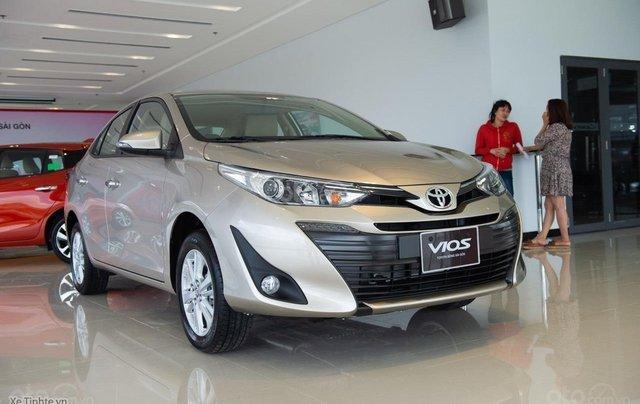 Cần bán nhanh chiếc xe Toyota Vios G đời 2019, trả góp lãi suất thấp0