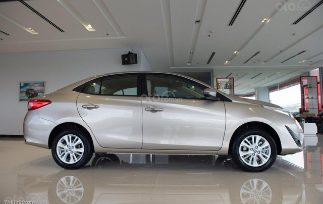 Cần bán nhanh chiếc xe Toyota Vios G đời 2019, trả góp lãi suất thấp2