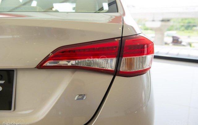 Cần bán nhanh chiếc xe Toyota Vios G đời 2019, trả góp lãi suất thấp4
