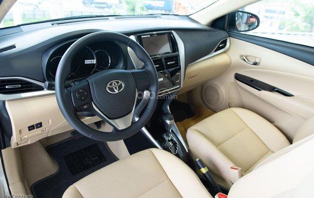 Cần bán nhanh chiếc xe Toyota Vios G đời 2019, trả góp lãi suất thấp10