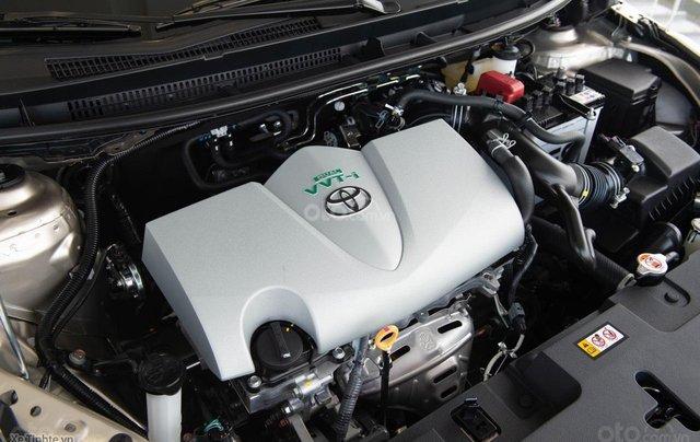 Cần bán nhanh chiếc xe Toyota Vios G đời 2019, trả góp lãi suất thấp9