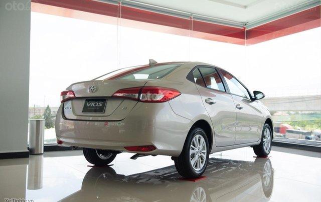 Cần bán nhanh chiếc xe Toyota Vios G đời 2019, trả góp lãi suất thấp7