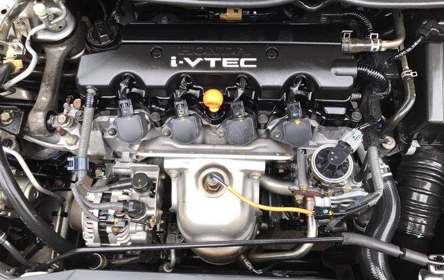 Bán Honda Civic 1.8MT đời 2009, màu xám (ghi), form mới 2010, công nhận mới thật7