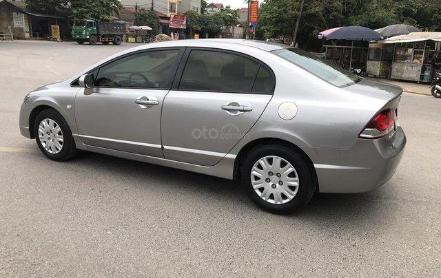 Bán Honda Civic 1.8MT đời 2009, màu xám (ghi), form mới 2010, công nhận mới thật1