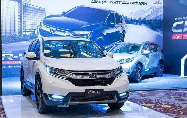 Honda Giải Phóng - Honda CR-V 2019 mới 100%, nhập khẩu nguyên chiếc - Ưu đãi lớn LH 0903.273.6965