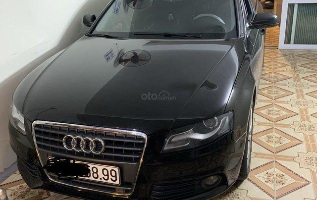 Audi A4 2010 xe biển Hà Nội 5 số siêu vip 858.99, LH: 0946 956 868