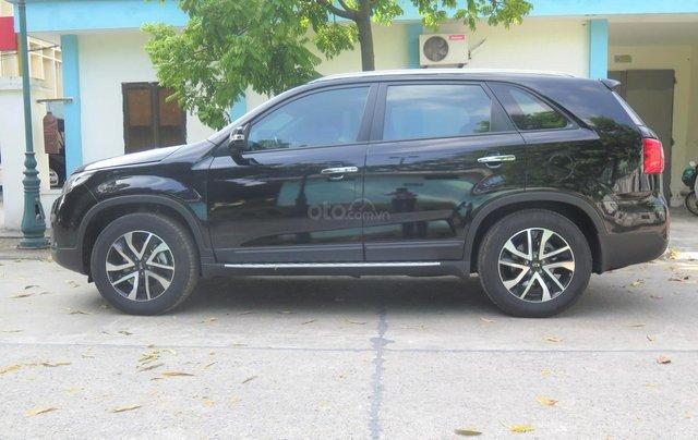 Cần bán Kia Sorento DAT Premium đời 2019 màu đen1