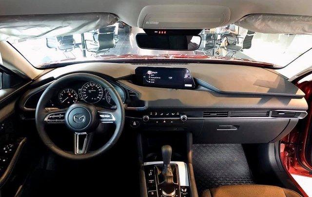 Bán xe Mazda 3 năm sản xuất 2019, màu xám3