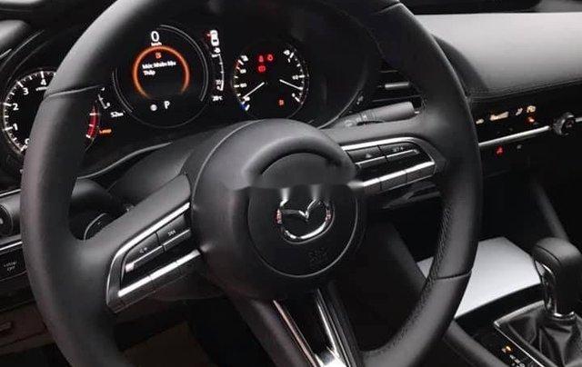 Bán xe Mazda 3 năm sản xuất 2019, màu xám8