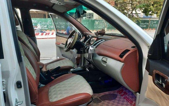 Cần bán xe Mitsubishi Pajero sản xuất 2012, 539 triệu4