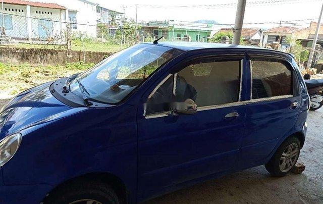 Cần bán xe Daewoo Matiz năm sản xuất 2003, màu xanh lam, giá tốt4