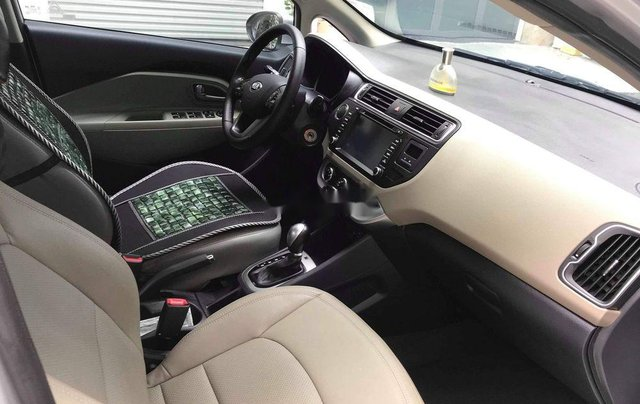 Bán ô tô Kia Rio sản xuất năm 2016, màu xanh lam, nhập khẩu còn mới1
