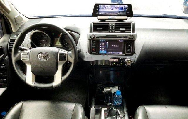 Cần bán gấp Toyota Prado 2014, màu bạc, nhập khẩu nguyên chiếc6