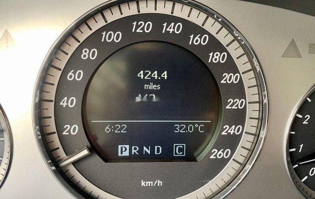 Bán Mercedes GLK Class đời 2010, nhập khẩu nguyên chiếc7