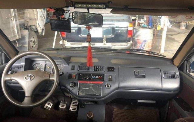 Bán xe Toyota Zace 2003, nhập khẩu, màu xanh dưa2