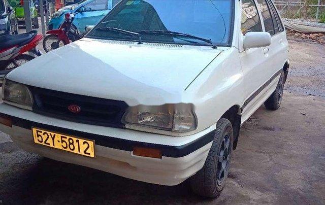 Bán lại xe Kia CD5 năm sản xuất 2000, màu trắng, nhập khẩu 0