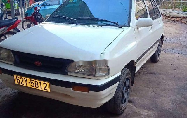 Bán Kia CD5 sản xuất năm 2000, màu trắng, xe nhập, giá chỉ 60 triệu1