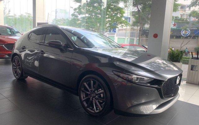 Bán xe Mazda 3 năm sản xuất 2019, màu xám1