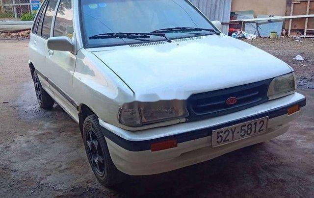 Bán Kia CD5 sản xuất năm 2000, màu trắng, xe nhập, giá chỉ 60 triệu6