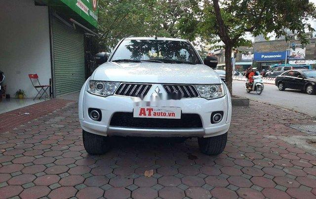 Cần bán xe Mitsubishi Pajero sản xuất 2012, 539 triệu0