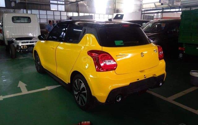 Suzuki Swift GLX 2019 đủ màu giảm giá cực sốc lên đến 50 triệu đồng hỗ trợ Bank cao, chỉ cần 120 triệu nhận xe1