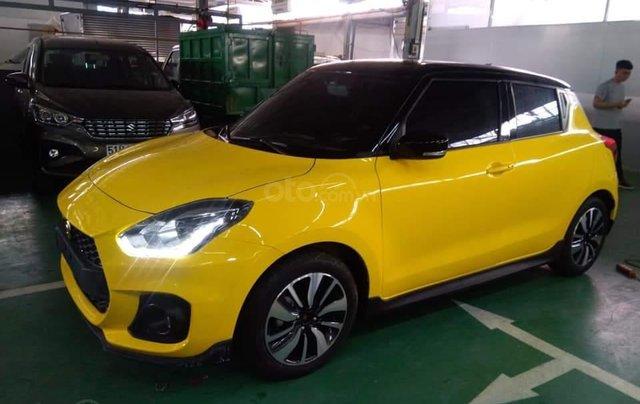 Suzuki Swift GLX 2019 đủ màu giảm giá cực sốc lên đến 50 triệu đồng hỗ trợ Bank cao, chỉ cần 120 triệu nhận xe3