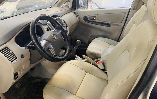 Bán xe Toyota Innova 2.0E 2016, màu bạc, xe bán tại hãng có bảo hành7