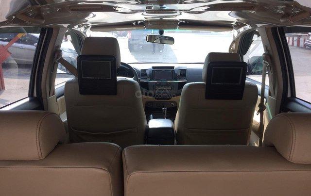 Bán Fortuner số tự động SX 2016, xe bán tại hãng có bảo hành9