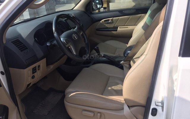 Bán Fortuner số tự động SX 2016, xe bán tại hãng có bảo hành7
