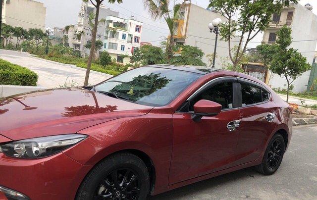 Xe Mazda 3 đăng ký lần đầu 2017, nội thất màu nâu ít sử dụng giá tốt 622 triệu đồng3