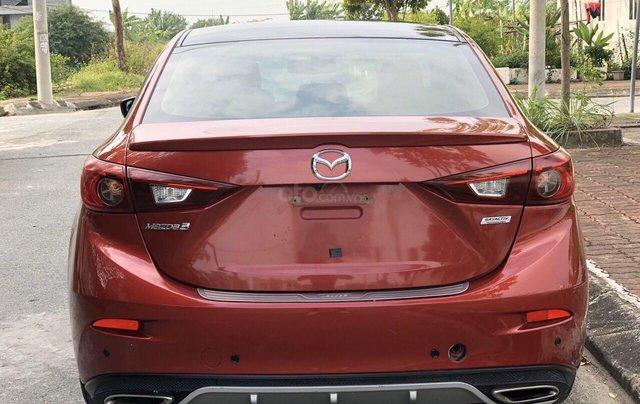 Xe Mazda 3 đăng ký lần đầu 2017, nội thất màu nâu ít sử dụng giá tốt 622 triệu đồng1
