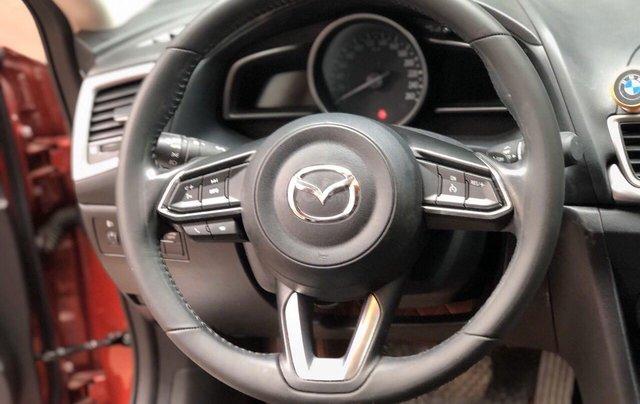 Xe Mazda 3 đăng ký lần đầu 2017, nội thất màu nâu ít sử dụng giá tốt 622 triệu đồng5