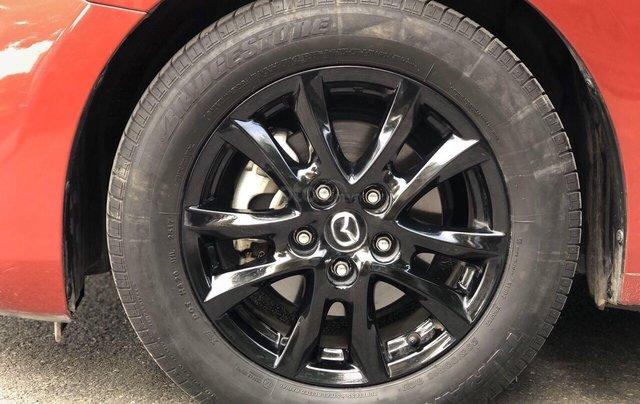 Xe Mazda 3 đăng ký lần đầu 2017, nội thất màu nâu ít sử dụng giá tốt 622 triệu đồng8