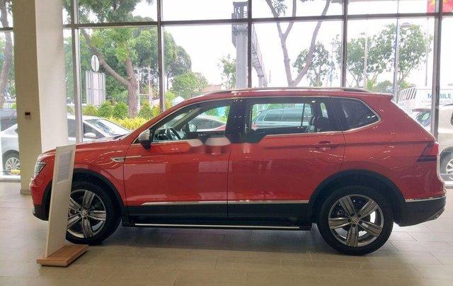 Bán ô tô Volkswagen Tiguan sản xuất năm 2018, màu đỏ, xe nhập1