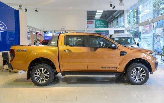 Bán xe Ford Ranger đời 2019, màu vàng, nhập khẩu, ưu đãi lớn, gọi ngay0