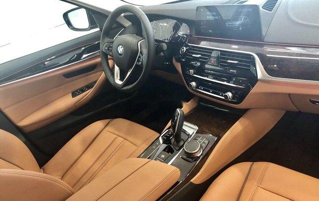 Bán xe BMW 5 Series năm 2019, màu đen, xe nhập4