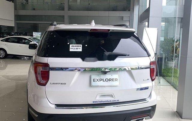 Cần bán xe Ford Explorer đời 2019, màu trắng, nhập khẩu8